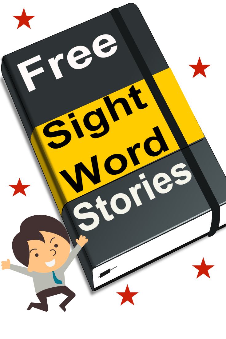 FREE SIGHT WORD STORIES ….