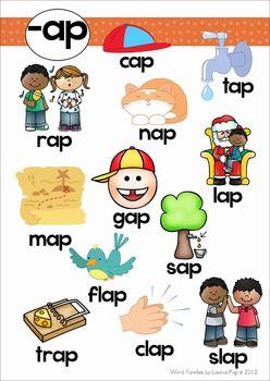 Word Families AP.