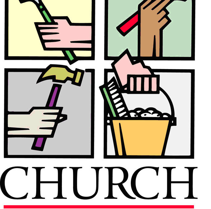 Church picture day clipart.