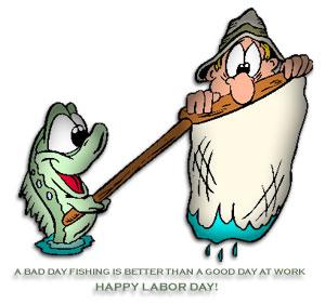 Labor Day Clip Art.