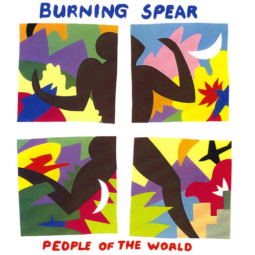 Burning Spear.