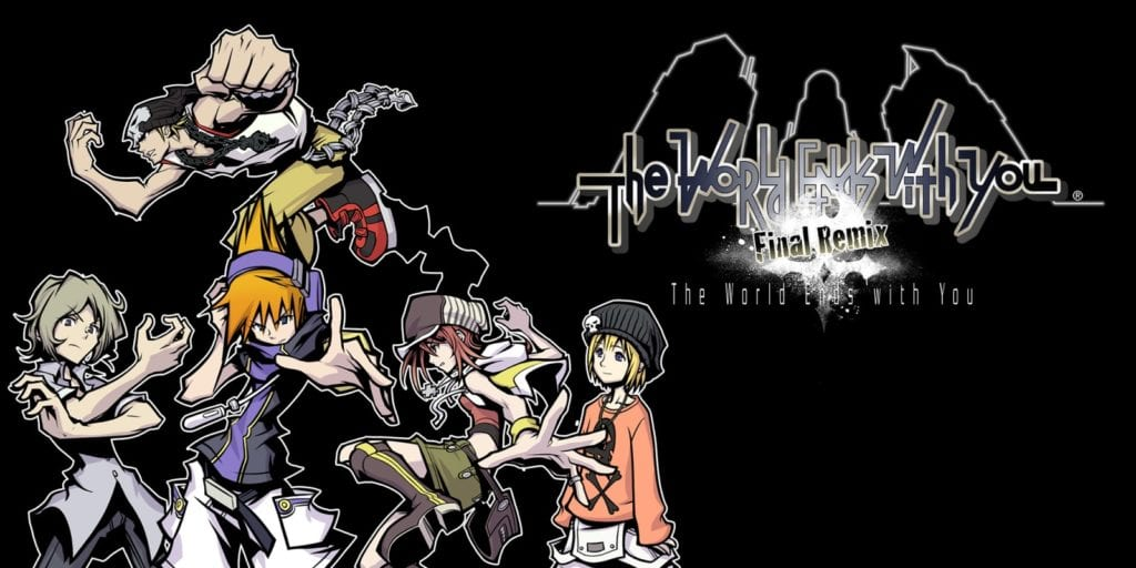 Pro Controller ain\'t allowed in The World Ends With You.