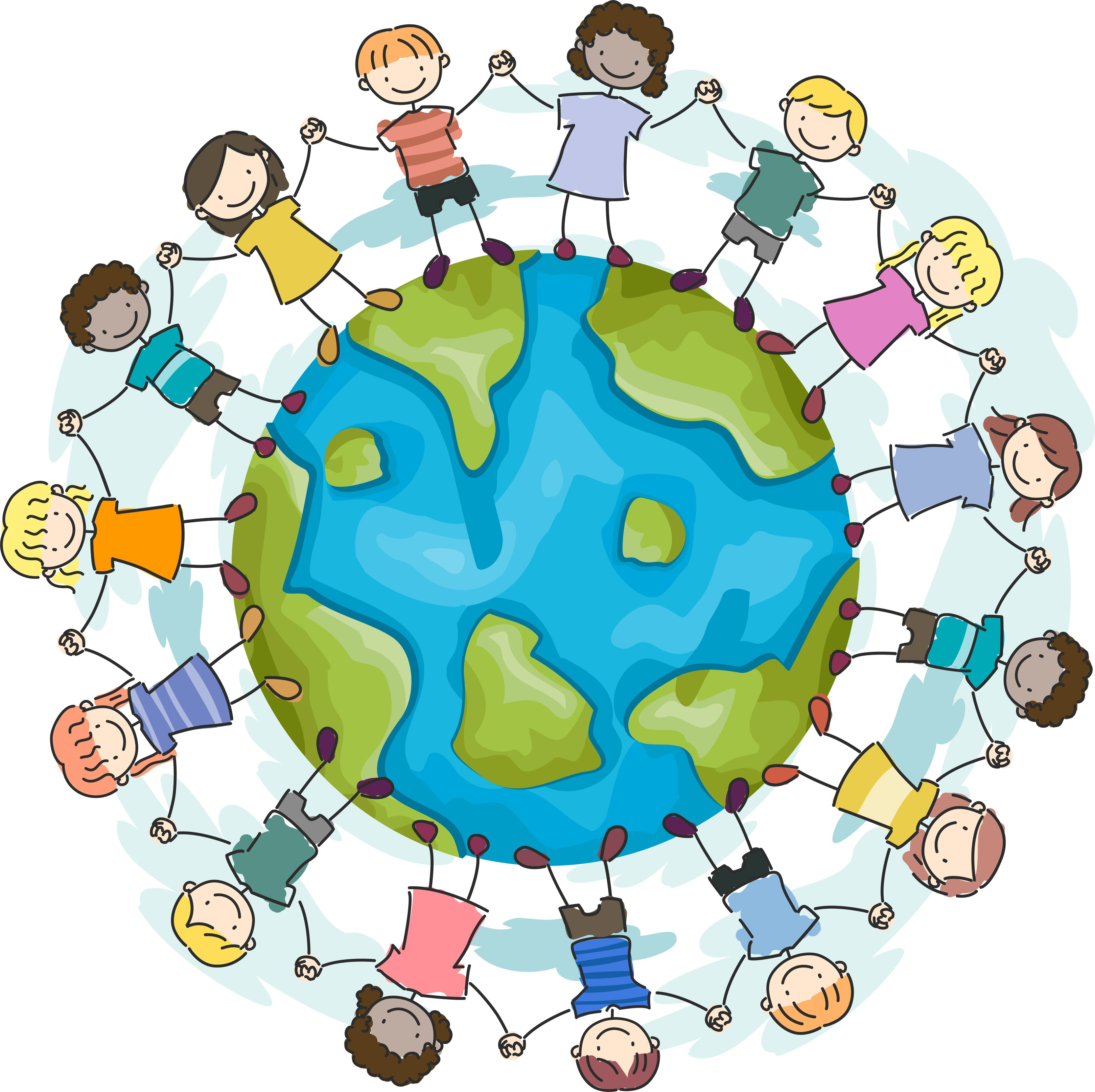 Children Of The World Clipart at GetDrawings.com.