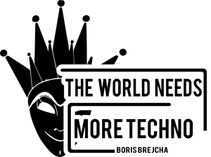 The world needs more techno Logo Vector (.CDR) Free Download.