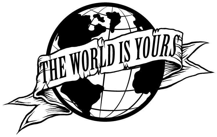 Scarface The World Is Yours Globe.