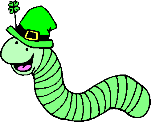 Worms Clipart.