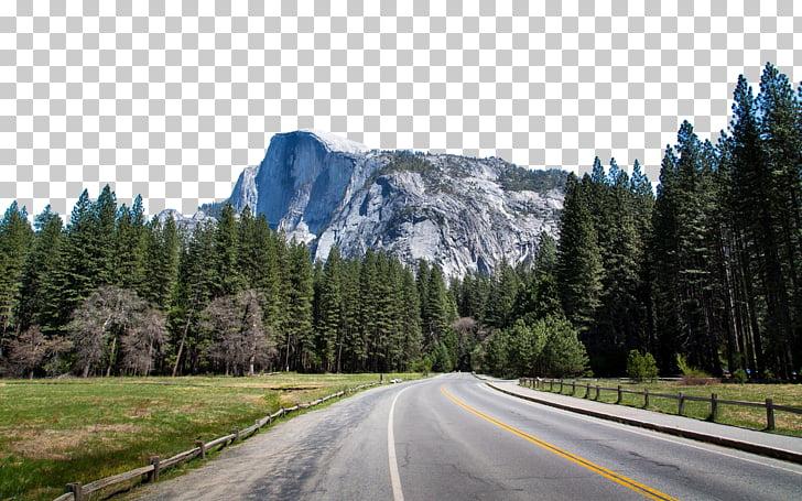 Yosemite Valley Half Dome Glacier Point Banff National Park.