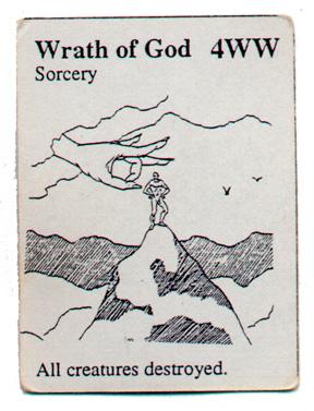 The Wrath of the Gods Clip Art.