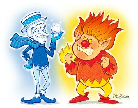 The Miser Brothers By Mark Engblom!.