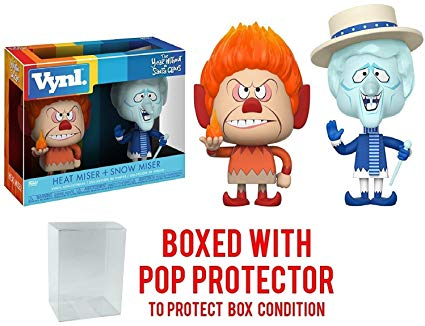 Buy Funko Vynl: The Year Without A Santa Claus.