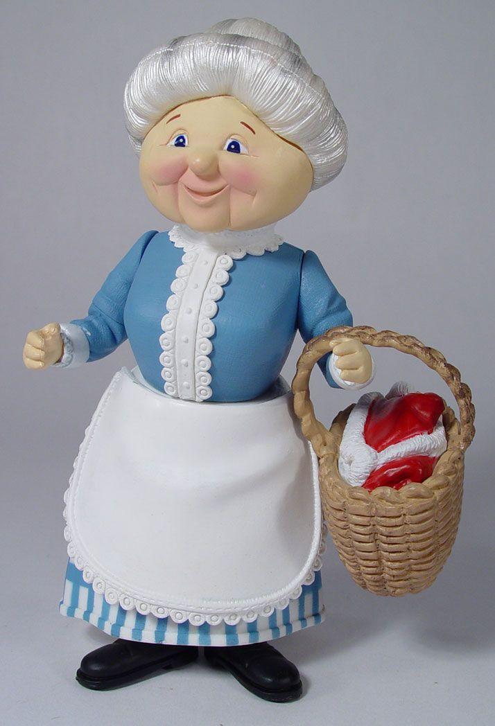 Mrs. Claus.
