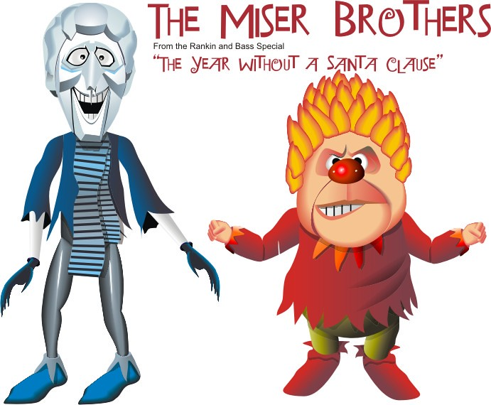 Miser Brothers.