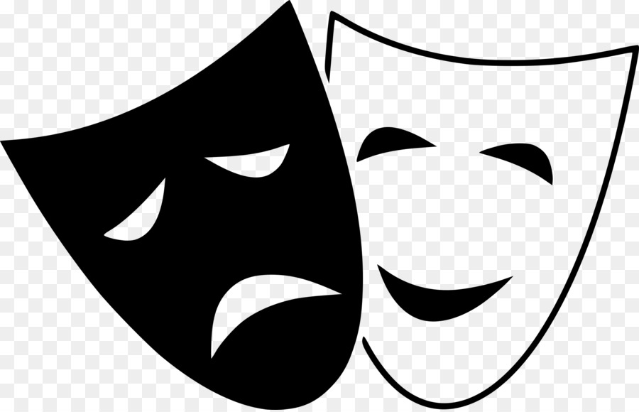 Theatre Masks Png , (+) Pictures.