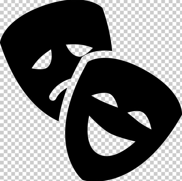 Musical Theatre Drama Mask PNG, Clipart, Art, Black, Black.