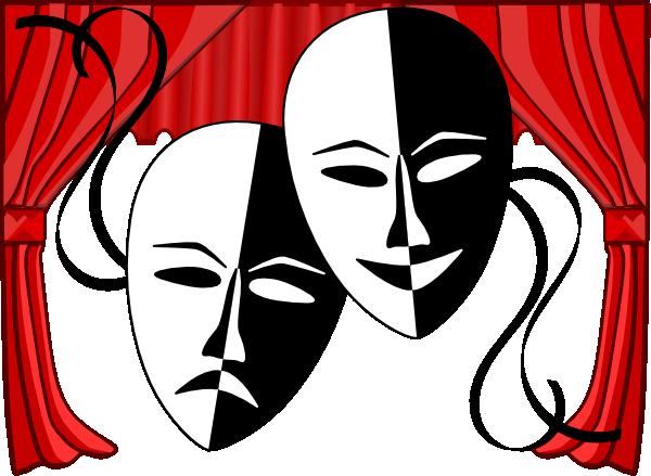 Theatre Mask Clipart Free Download Clip Art.