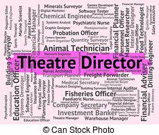 Theatre director Stock Illustrations. 751 Theatre director clip.
