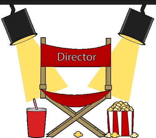 Theatre director clipart - Clipground