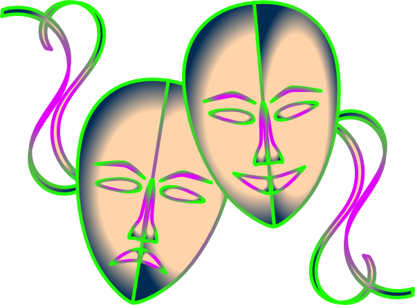Collection of Theatre clipart.