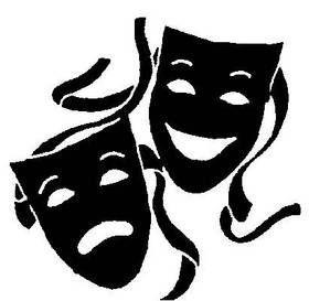 Drama Masks Logo.
