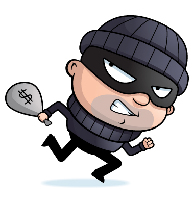 Theft Clipart.