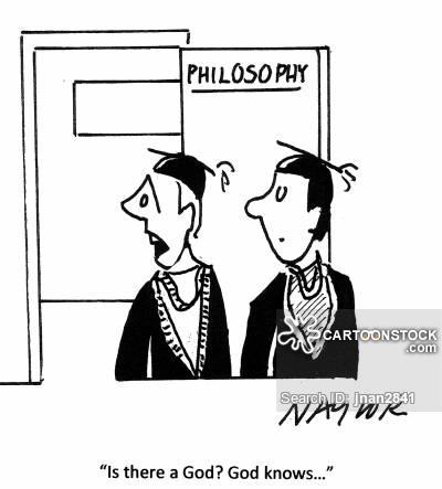 Philosophy Departments Cartoons and Comics.