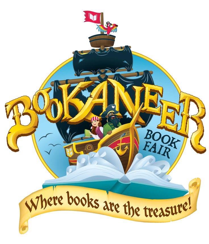 Bookaneer Book Fair.