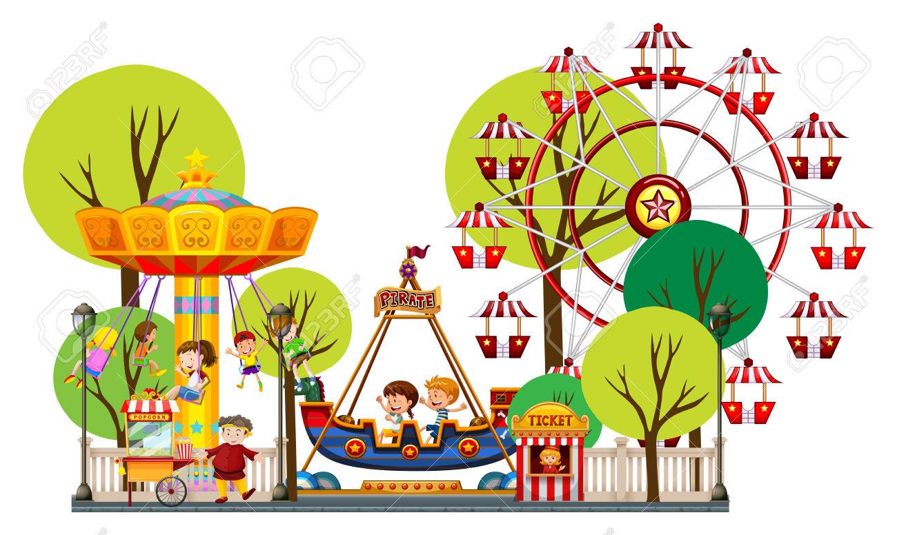 Clipart theme park clipartfest 2.