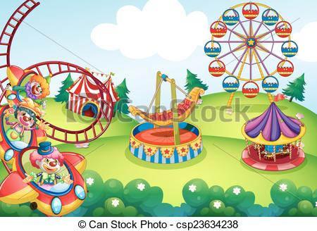 Theme park Vector Clip Art EPS Images. 3,349 Theme park clipart.
