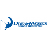 Dreamworks Indoor Theme Park Logo Vector (.AI) Free Download.