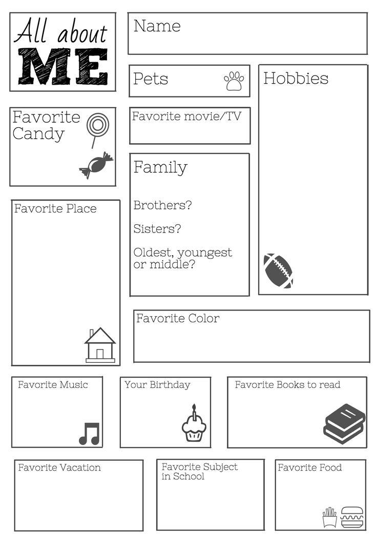 25+ best ideas about Teacher Introduction on Pinterest.