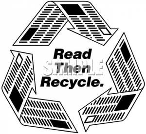 Then Recycle.