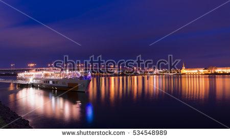 Night View Valletta Sliema Valletta Our Stock Photo 104352839.