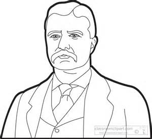 roosevelt coloring pages - photo#18