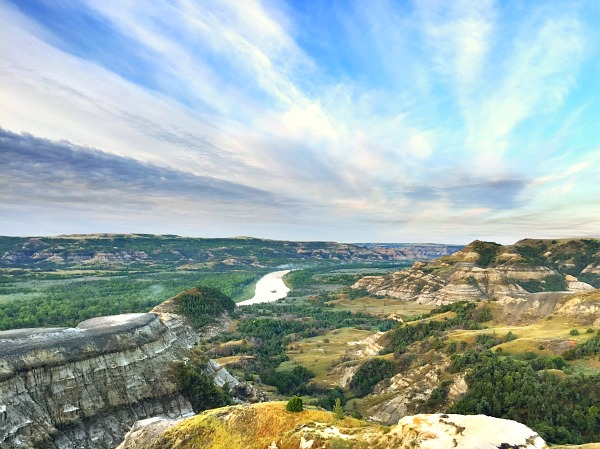 Theodore Roosevelt National Park Scenic Drives adventure.