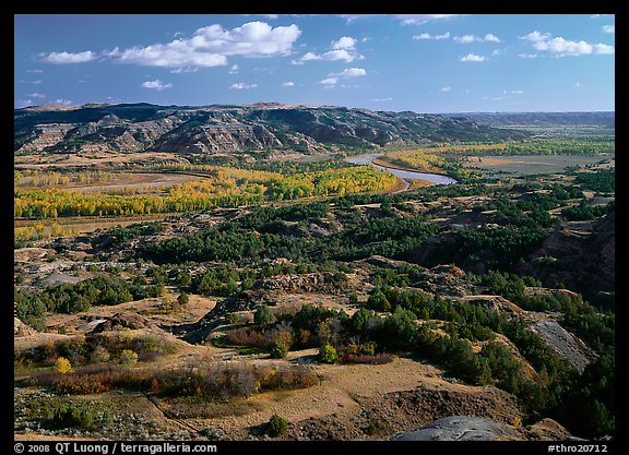 Theodore Roosevelt National Park Pictures.