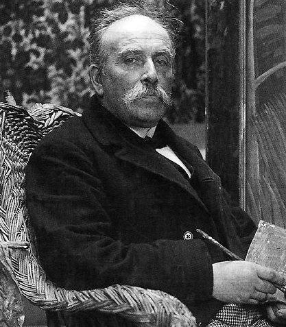 Henri Rousseau.