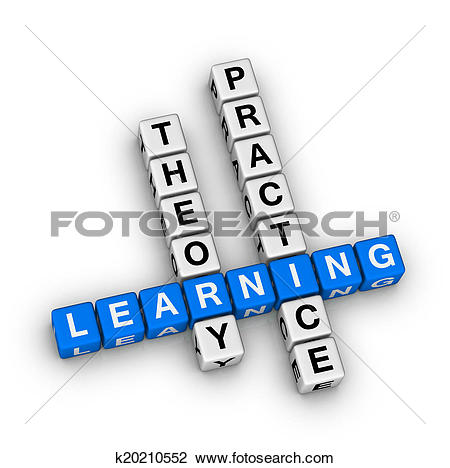Clip Art of learning.