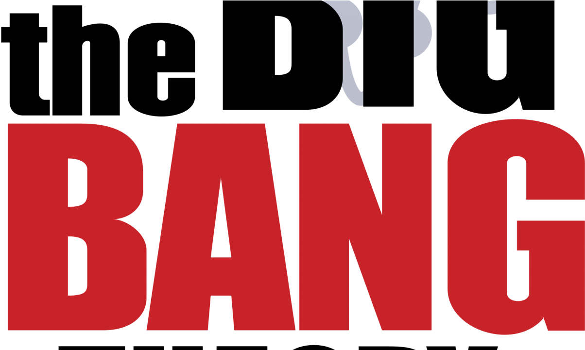 HD Logo Of The Sitcom The Big Bang Theory Image Courtesy.
