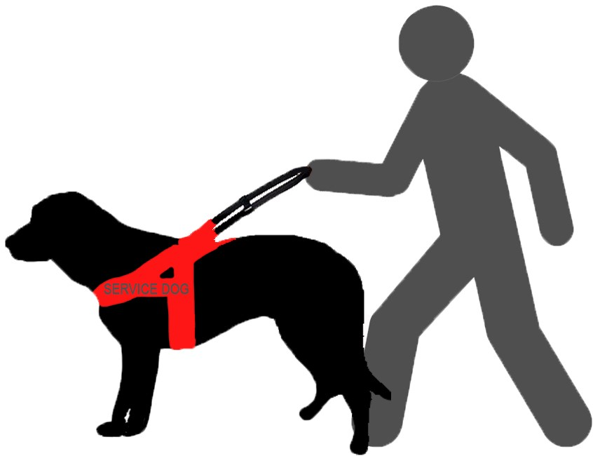 Therapy dog clipart 7 » Clipart Portal.