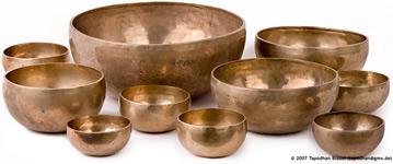 Gandharva Loka: World Music Gongs & Singing Bowls.