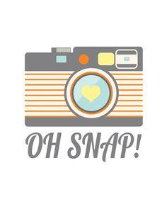 Oh snap clip art.