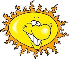 Thermal Energy Clipart #1.