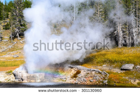 "yellowstone_caldera"" Stock Photos, Royalty."