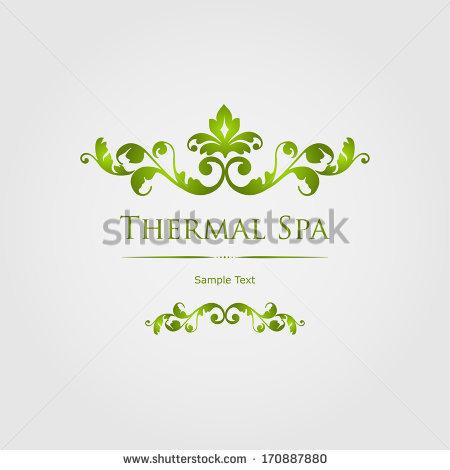 Thermal Spa Stock Vectors & Vector Clip Art.