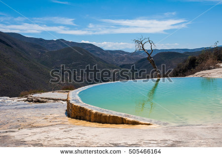Thermal Spring Stock Photos, Royalty.