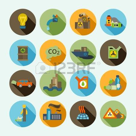 7,758 Water Pollution Stock Vector Illustration And Royalty Free.