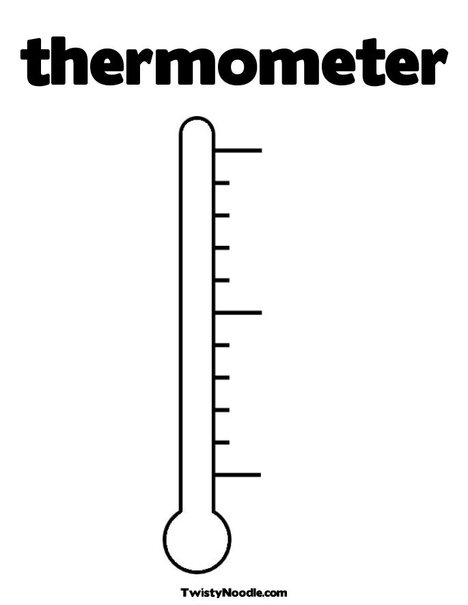 Free Thermometer Clip Art Pictures.