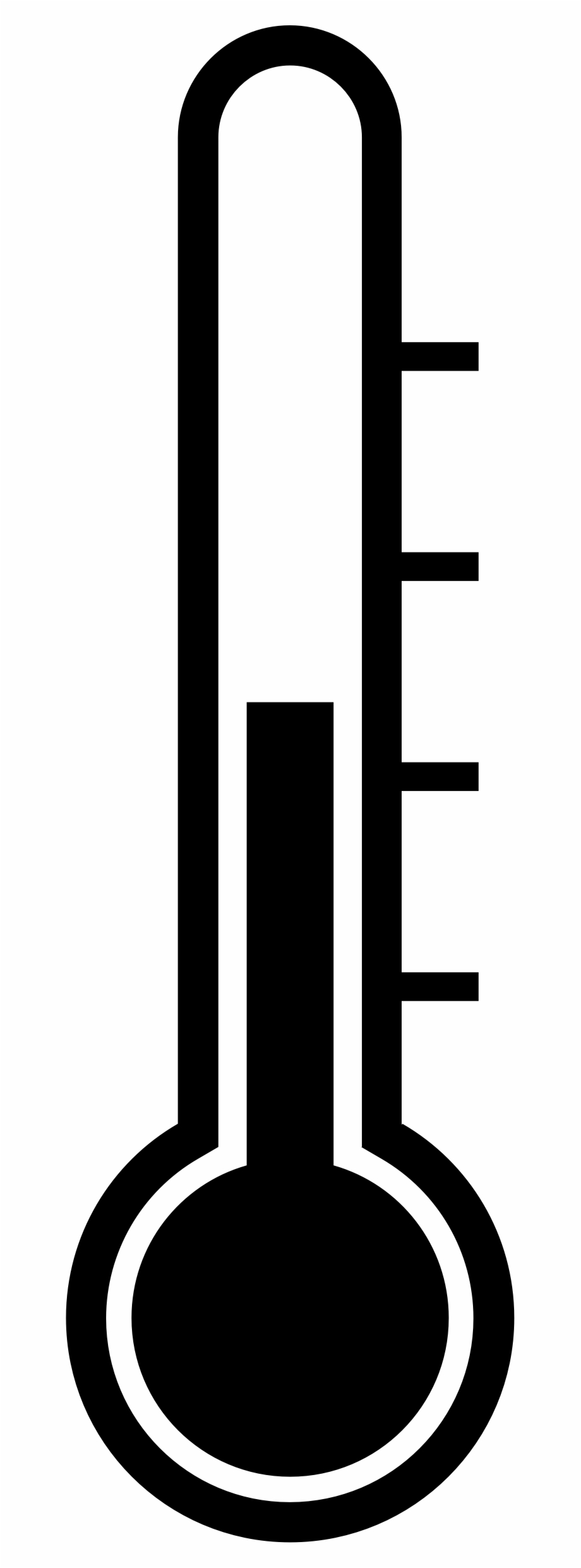 Free Thermometer Clip Art Black And White, Download Free.