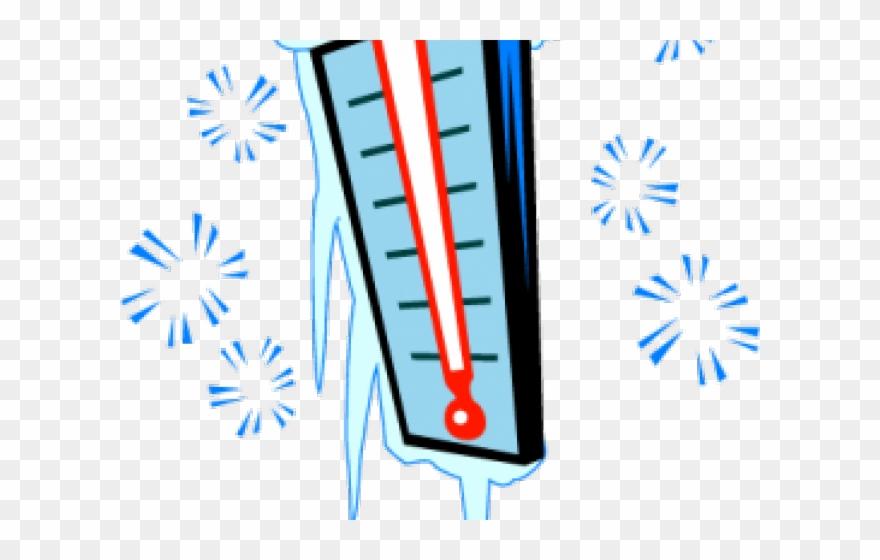 Thermometer Clip Art Cold.