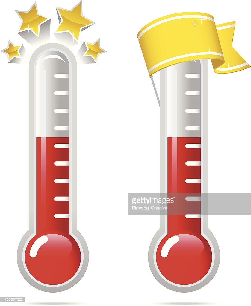 Thermometer Vector Art And Graphics.